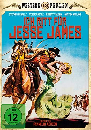 Ich ritt für Jesse James (Western Perlen 13)