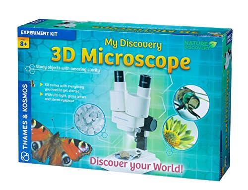 Thames & Kosmos 510463 My Discovery 3D Microscope