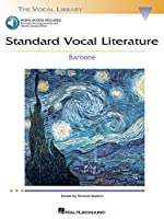 Standard Vocal Literature: Baritone (Vocal Library)