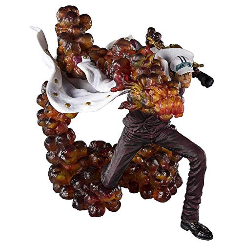 "XKS Figuras De Anime Almirantes Kuzan-Aokiji Figuras De Acción One Piece Estatua Modelo Muñeca Decoración Artesanía Regalo Creativo PVC - 7.8"",C"