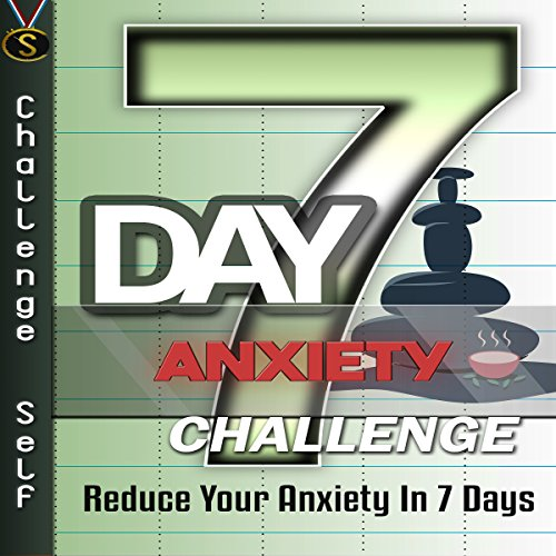 7-Day Anxiety Challenge cover art