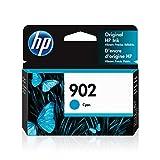 HP 902   Ink Cartridge   Cyan   Works with HP OfficeJet 6900 Series, HP OfficeJet Pro 6900 Series   T6L86AN