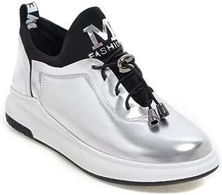 BalaMasa Womens APL12257 Pu Fashion Sneakers