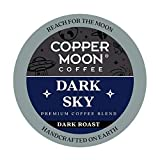 Copper Moon Single Serve Coffee Pods Compatible with Keurig K-Cup Brewers, Dark Sky Blend, 36 Ct.