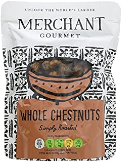 Merchant Gourmet Whole Chestnuts 180g - Pack of 4
