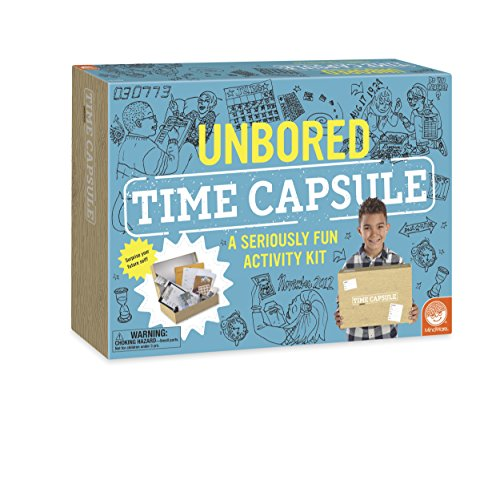 MindWare Unbored Activity Kits: Time Capsule