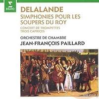Symphonies Pour Les Soupers Du Roy