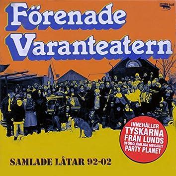 Samlade låtar 92-02