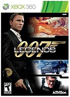 007 Legends X360 by Blizzard Entertainment