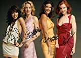 Limited Edition Desperate Housewives Guss Signiert Foto
