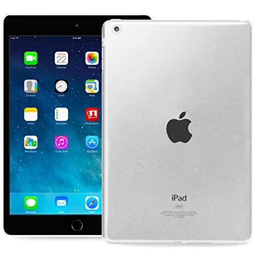 Okuli Transparent Silikon Hülle Schutzhülle Abdeckung Cover Case Für Apple iPad Air 1 in Klar