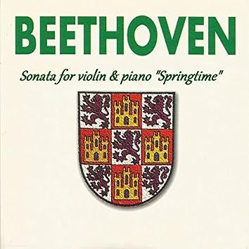 "Beethoven - Sonata for violin & piano ""Springtime"""