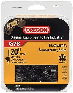 Oregon Cutting Systems G78 Micro-Lite, 20