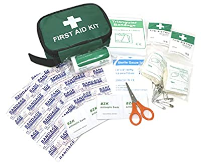 Travel First Aid Kit, Medical Kit Bag for Travel, Work, Holidays, Cars, and Camping by Clay Roberts