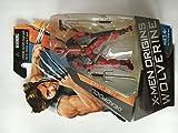 X-Men Origins Wolverine Comic Series 3 3/4 Inch Action Figure Deadpool by HASBRO (English Manual)