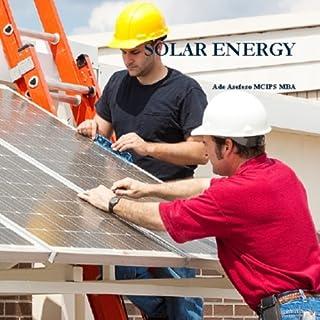 Solar Energy audiobook cover art