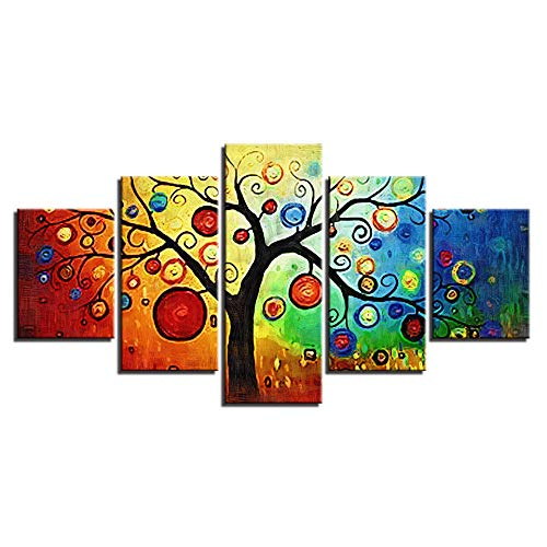 Wbzyj Baum, Obstbaum, Obstbaum, Obstbaum, Obstbaum-ohne Rahmen
