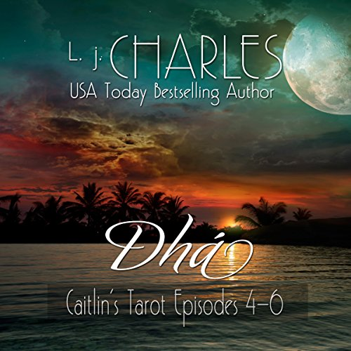 Dhá audiobook cover art