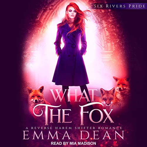 Couverture de What the Fox