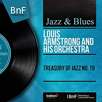 Treasury of Jazz No. 19 (Recorded in 1933, Mono Version)