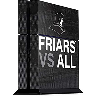 Skinit Decal Gaming Skin for PS4 Console - Officially Licensed College Friars vs All Design