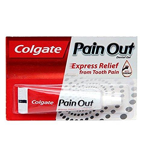 Colgate Colgate Schmerz Out Dental Gel ExpressEntlastung von Zahnschmerzen
