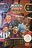 Match Attax 2020 2021 Topps Champions League Soccer Sealed Extra Edition Super Skill Stars Mega Collectors Tin with a Limited Edition Gold Card and 15 Exclusive Cards
