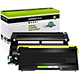 GREENCYCLE Combo Set (1 Toner + 1 Drum) TN350 DR350 Replacement Compatible for Brother MFC-7820D MFC-7220 DCP-7025