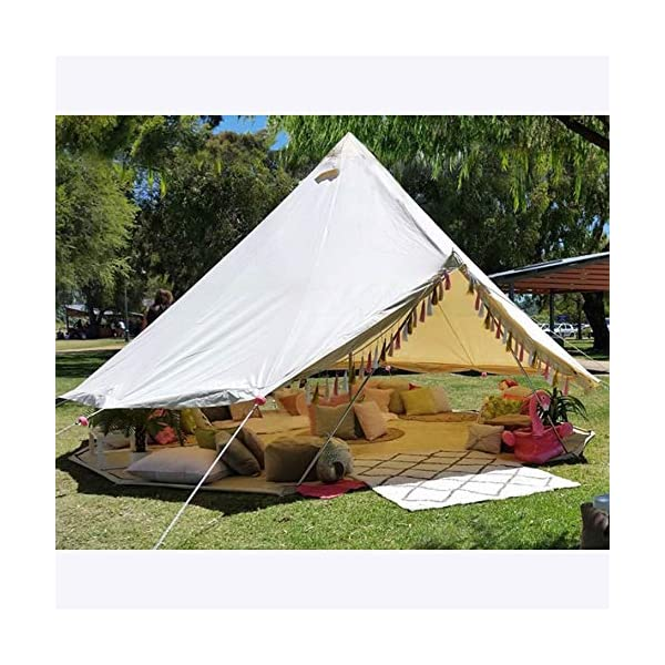 Cotton canvas bell tent tarps,camping tent tarps,canvas tent tarps,wedding tent tarps 1