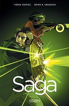 Saga Vol. 7 by [Brian K. Vaughan, Fiona Staples]