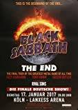 Black Sabbath - The End, Köln 2017 »