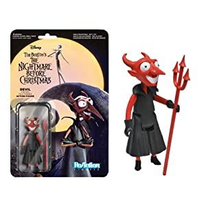 Figura de Navidad de Mr. Jack Devil 849803038663, 10 cm 10