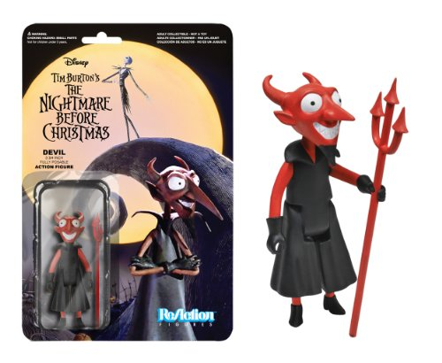 Figura de Navidad de Mr. Jack Devil 849803038663, 10 cm 1