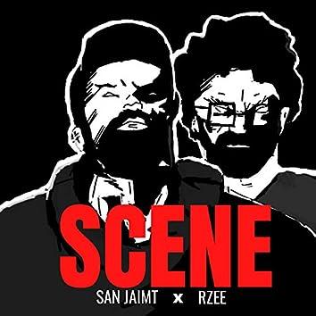 Scene (feat. Rzee)