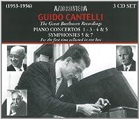 Klavierkonzerte 1-3 4 & 5 by Beethoven (2007-08-27)