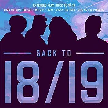 Back to 18/19 (feat. Andre Mandor, Fara Fernandez, Epo D'Fenomeno, Brayen Mc)