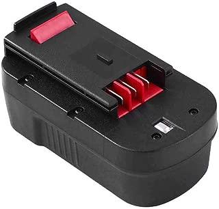 black decker 18v lithium battery pack