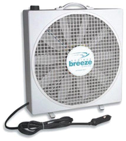 Fan-Tastic Vent 01100WH Endless Breeze - 12 Volt...