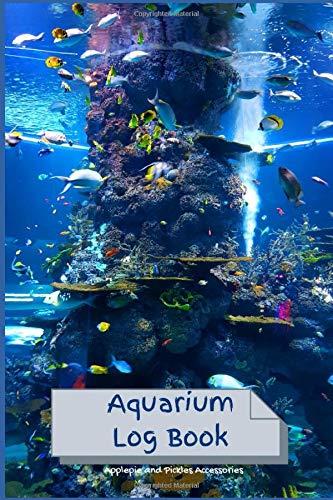 Aquarium Logbook: Aquarium Maintenance Checklist