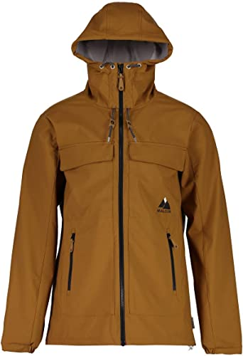 Maloja Stazm Veste Multisport Technique Homme Walnut M