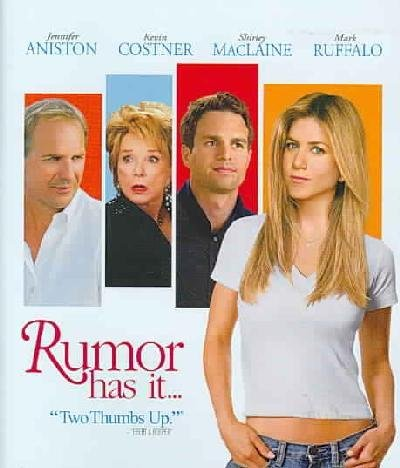 Rumor Has It... [Reino Unido] [HD DVD]