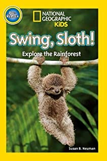 National Geographic Kids Readers: Swing Sloth