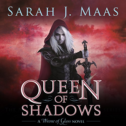 Page de couverture de Queen of Shadows