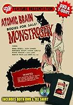 Atomic Brain DVDTee Size L