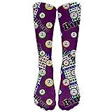 asdfgsagas Bingo I Need One More Number Athletic Tube Stockings Women's Men's Classics Crew Stockings Socks Sport Long Sock One Size