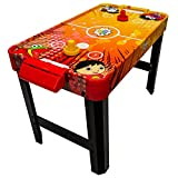 Franklin Sports Ryans World Air Hockey - Table Top Game Perfect for Family Game Room Fun - Built-in Scoring for Kid Friendly Fun with Ryan!