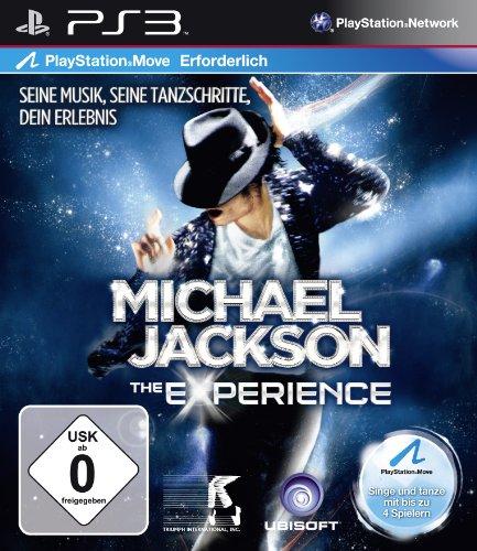 Michael Jackson: The Experience (Move erforderlich) [Importación alemana]