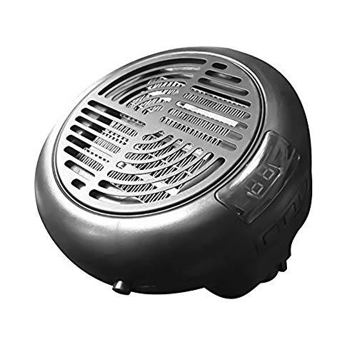 Konesky 900 W Wonder Heater Pro, Mini Handy Space Riscaldatore a parete con presa digitale Plug-in domestico Elettrico portatile Riscaldatore d aria Ventilatore a caldo Radiatore Home Machine