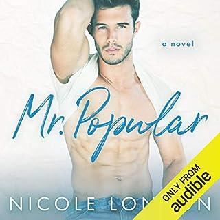 Mr. Popular audiobook cover art