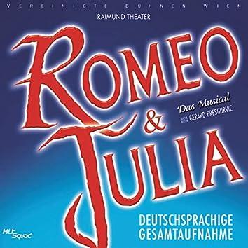 Romeo & Julia - Deutschsprachige Gesamtaufnahme